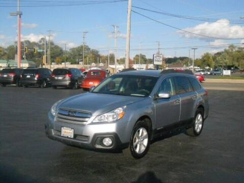 2013 Subaru Outback for sale at Windsor Auto Sales in Loves Park IL