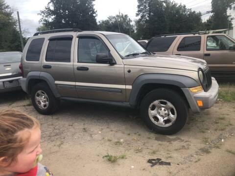 2005 Jeep Liberty for sale at AFFORDABLE USED CARS in Richmond VA