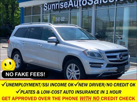 2014 Mercedes-Benz GL-Class for sale at AUTOFYND in Elmont NY