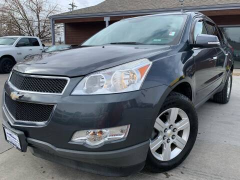 2012 Chevrolet Traverse for sale at Global Automotive Imports of Denver in Denver CO