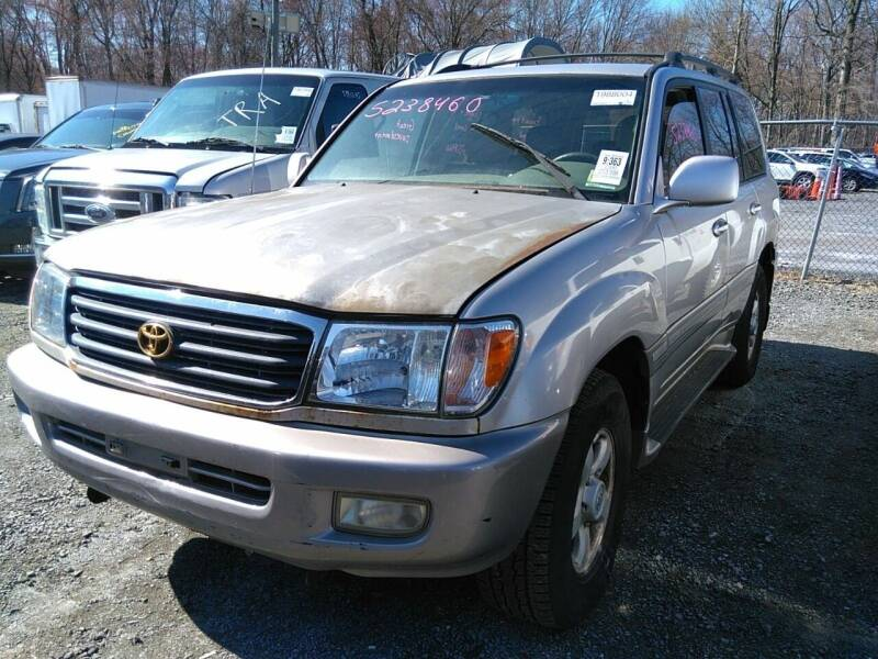 2000 Toyota Land Cruiser for sale at DPG Enterprize in Catskill NY
