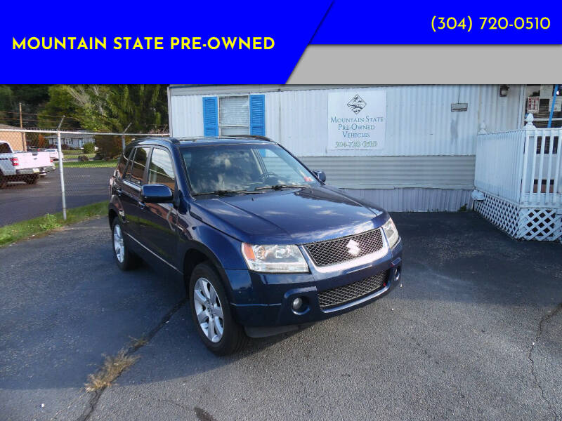 2012 Suzuki Grand Vitara for sale at Mountain State Pre-owned in Nitro WV