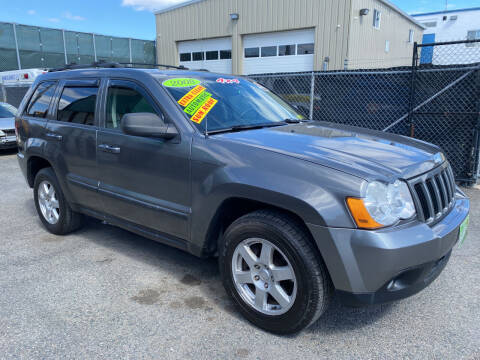 2008 Jeep Grand Cherokee for sale at Adams Street Motor Company LLC in Dorchester MA