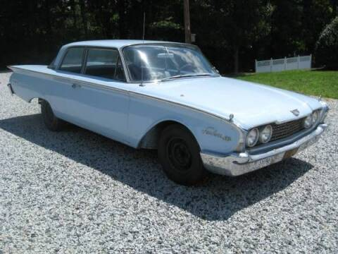 1960 Ford Fairlane 500 for sale at Classic Car Deals in Cadillac MI