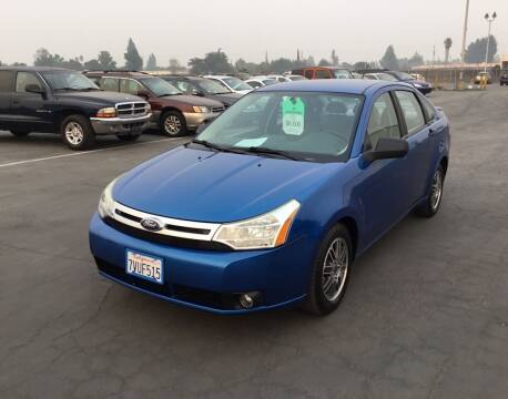 2010 Ford Focus for sale at My Three Sons Auto Sales in Sacramento CA