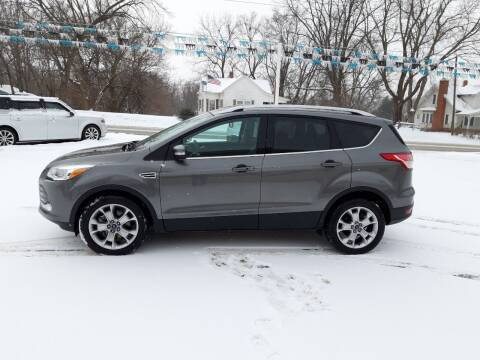 2014 Ford Escape for sale at Rustys Auto Sales - Rusty's Auto Sales in Platte City MO