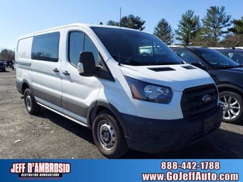 2020 Ford Transit Cargo for sale at Jeff D'Ambrosio Auto Group in Downingtown PA