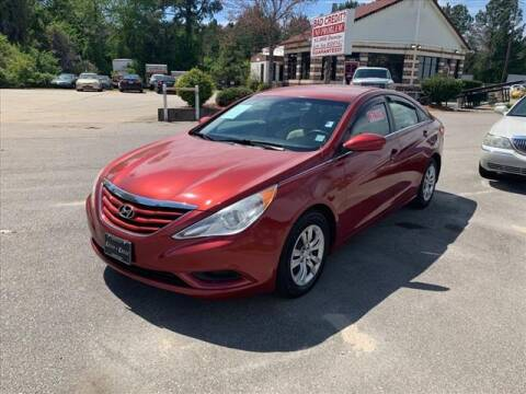 2012 Hyundai Sonata for sale at Kelly & Kelly Auto Sales in Fayetteville NC