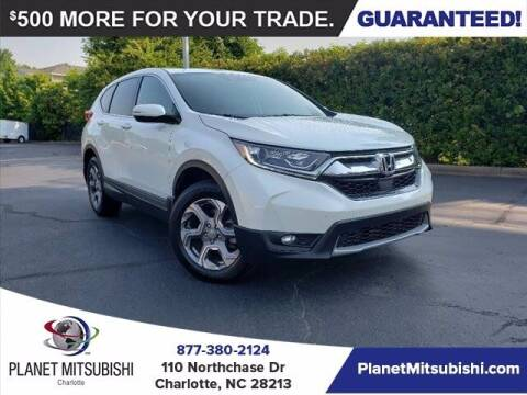 2018 Honda CR-V for sale at Planet Automotive Group in Charlotte NC