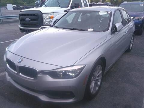 2016 BMW 3 Series for sale at Cj king of car loans/JJ's Best Auto Sales in Troy MI