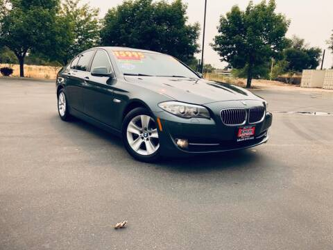 2011 BMW 5 Series for sale at Bargain Auto Sales LLC in Garden City ID
