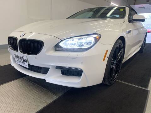 2013 BMW 6 Series for sale at TOWNE AUTO BROKERS in Virginia Beach VA