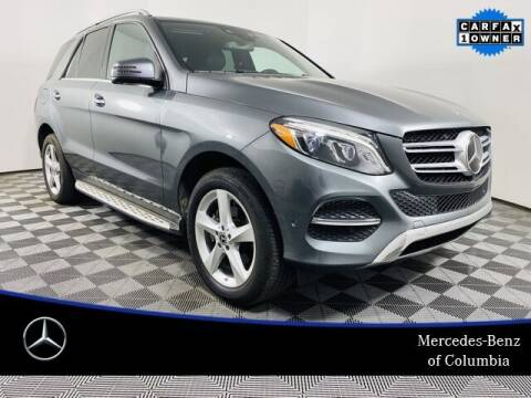 2017 Mercedes-Benz GLE for sale at Preowned of Columbia in Columbia MO