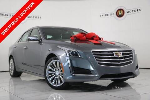 2019 Cadillac CTS for sale at INDY'S UNLIMITED MOTORS - UNLIMITED MOTORS in Westfield IN