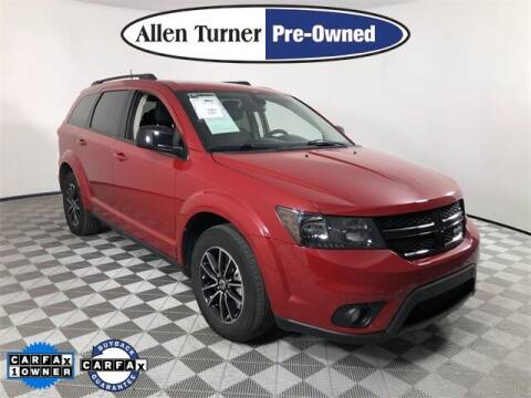 2018 Dodge Journey for sale at Allen Turner Hyundai in Pensacola FL