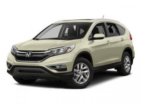 2015 Honda CR-V for sale at Stephen Wade Pre-Owned Supercenter in Saint George UT