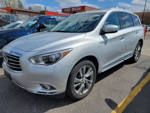 2014 Infiniti QX60 for sale at Rizza Buick GMC Cadillac in Tinley Park IL