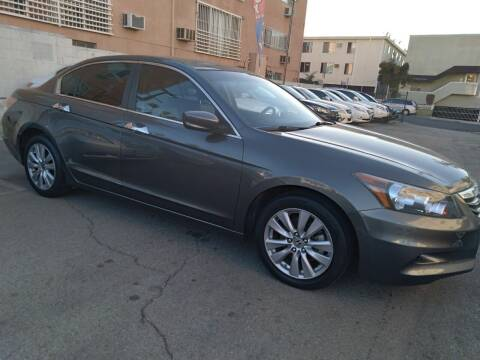 2011 Honda Accord for sale at Western Motors Inc in Los Angeles CA