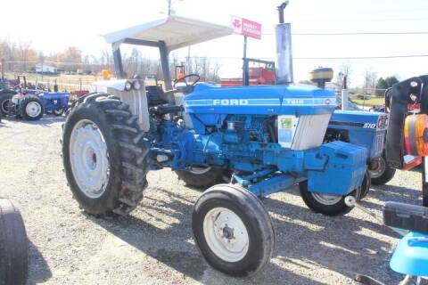 1986 Ford 7610 for sale at Vehicle Network - Joe's Tractor Sales in Thomasville NC
