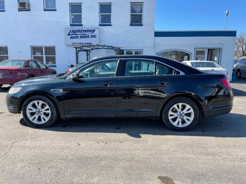 2011 Ford Taurus for sale at Lightning Auto Sales in Springfield IL