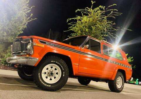 1979 Jeep Cherokee for sale at PennSpeed in New Smyrna Beach FL