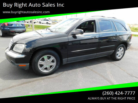 2005 Chrysler Pacifica for sale at Buy Right Auto Sales Inc in Fort Wayne IN