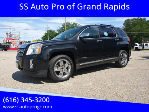 2013 GMC Terrain for sale at SS Auto Pro of Grand Rapids in Kentwood MI