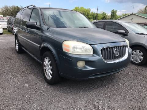 2006 Buick Terraza for sale at Popular Imports Auto Sales in Gainesville FL