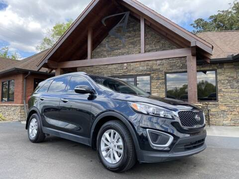 2017 Kia Sorento for sale at Auto Solutions in Maryville TN