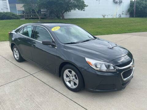2015 Chevrolet Malibu for sale at Best Buy Auto Mart in Lexington KY