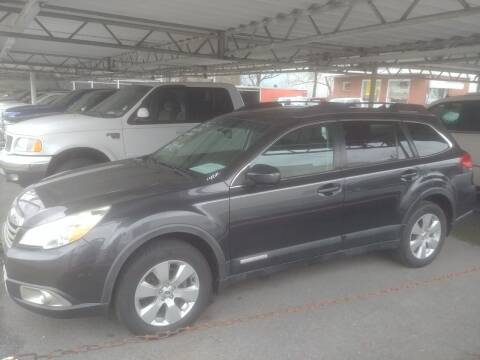 2012 Subaru Outback for sale at Lewis Used Cars in Elizabethton TN
