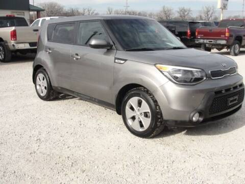 2015 Kia Soul for sale at Frieling Auto Sales in Manhattan KS