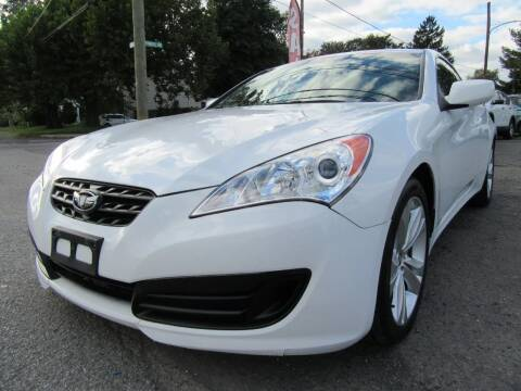 2012 Hyundai Genesis Coupe for sale at PRESTIGE IMPORT AUTO SALES in Morrisville PA