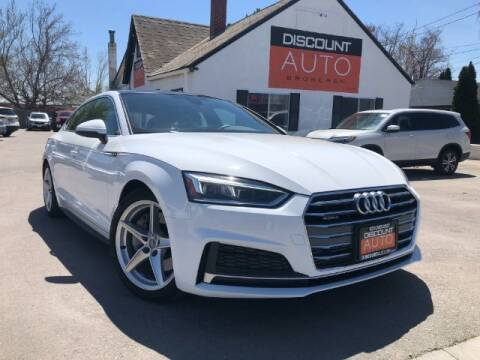 2019 Audi A5 Sportback for sale at Discount Auto Brokers Inc. in Lehi UT
