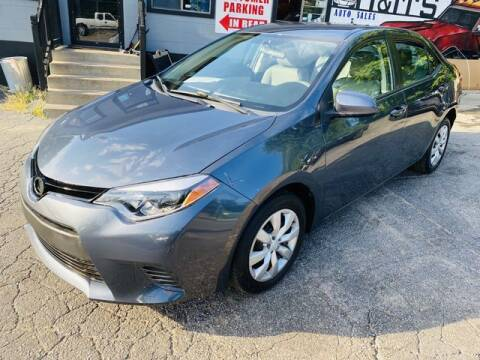 2016 Toyota Corolla for sale at M&M's Auto Sales & Detail in Kansas City KS