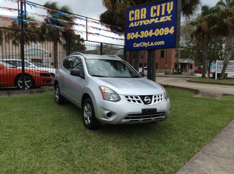 2015 Nissan Rogue Select for sale at Car City Autoplex in Metairie LA