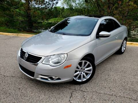 2009 Volkswagen Eos for sale at Excalibur Auto Sales in Palatine IL