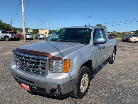 2010 GMC Sierra 1500 for sale at Carmans Used Cars & Trucks in Jackson OH