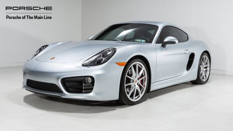 2014 Porsche Cayman for sale in Newtown Square, PA