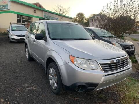 2009 Subaru Forester for sale at Car VIP Auto Sales in Danbury CT