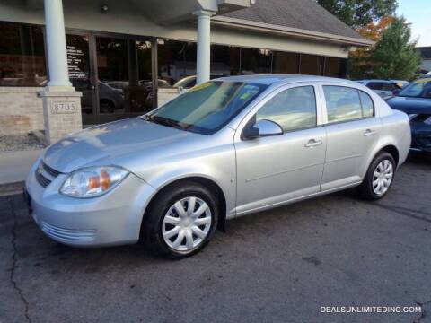 2009 Chevrolet Cobalt for sale at DEALS UNLIMITED INC in Portage MI