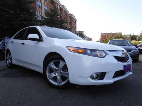 2012 Acura TSX for sale at H & R Auto in Arlington VA