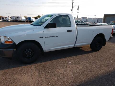 2011 RAM Ram Pickup 1500 for sale at Kull N Claude in Saint Cloud MN