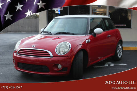 2010 MINI Cooper for sale at 2020 AUTO LLC in Clearwater FL