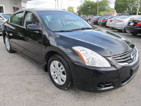 2011 Nissan Altima for sale at St. Mary Auto Sales in Hilliard OH