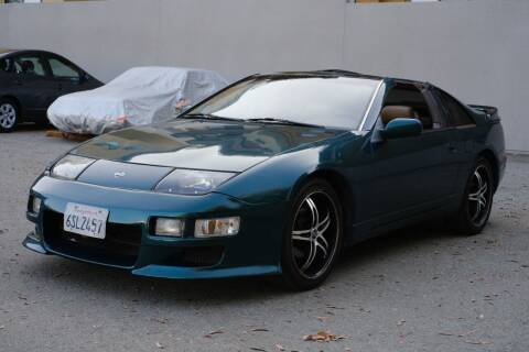 1995 Nissan 300ZX for sale at Sports Plus Motor Group LLC in Sunnyvale CA