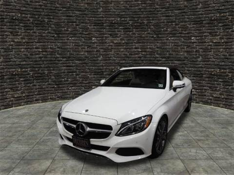 2018 Mercedes-Benz C-Class for sale at Montclair Motor Car in Montclair NJ