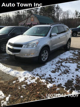 2009 Chevrolet Traverse for sale at Auto Town Inc in Brentwood NH