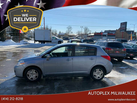 2010 Nissan Versa for sale at Autoplex 2 in Milwaukee WI