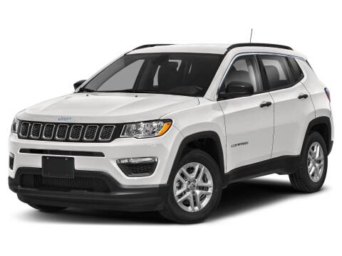 2020 Jeep Compass for sale at Mann Chrysler Dodge Jeep of Richmond in Richmond KY